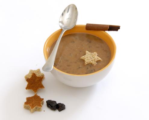 Aszalt szilva leves